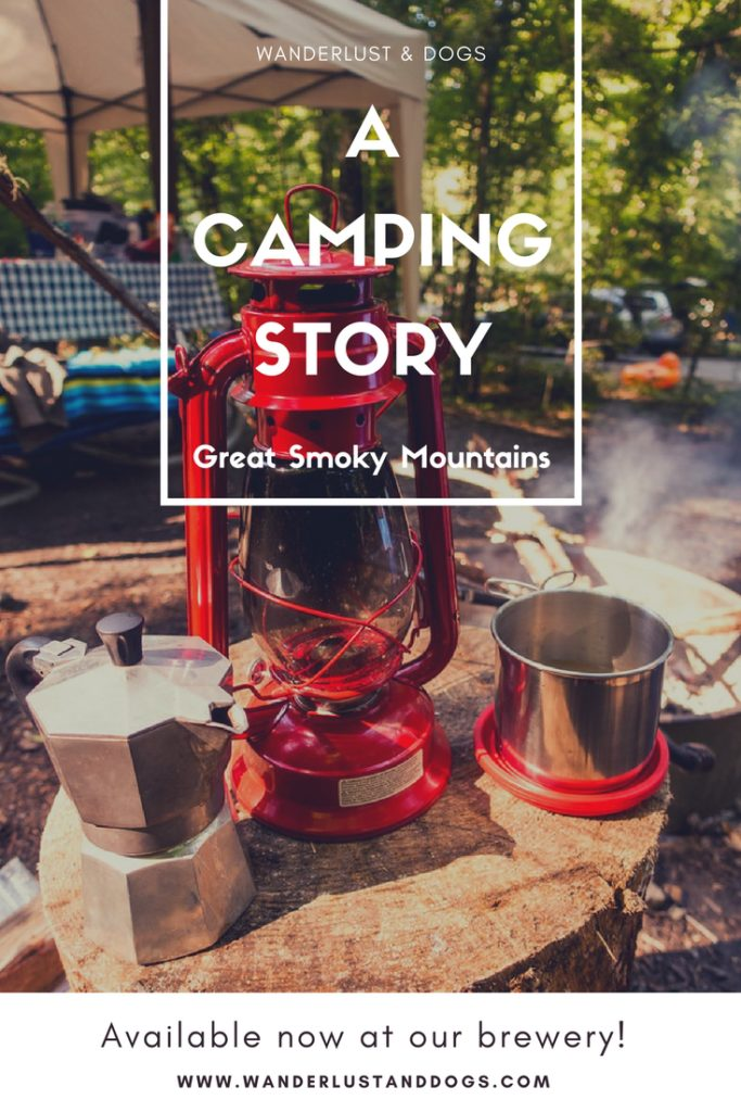 A Camping Story – Deep Creek Campground, NC